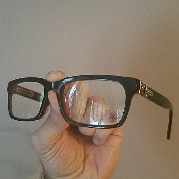 9fb59bfb5e3a Chrome Hearts Other - Chrome Hearts Eyeglasses Rumpleforeskin-A